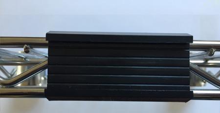 Listwa cenowa (7,5cm) czarna